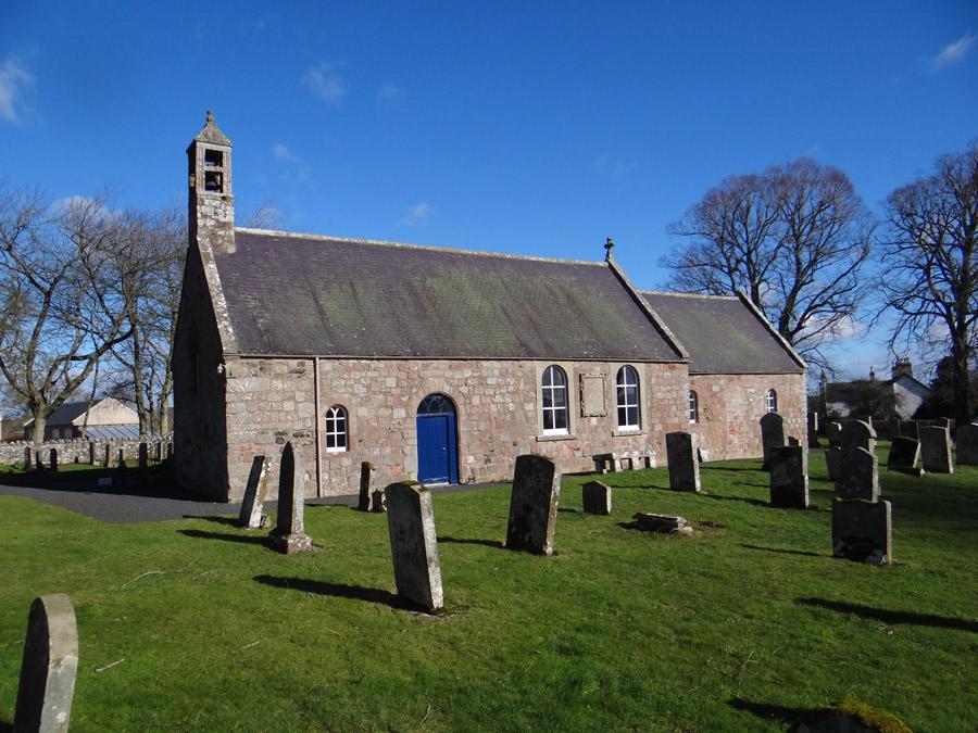 Smailholm Church