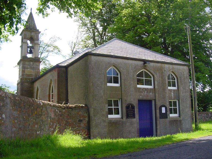 Makerstoun Church