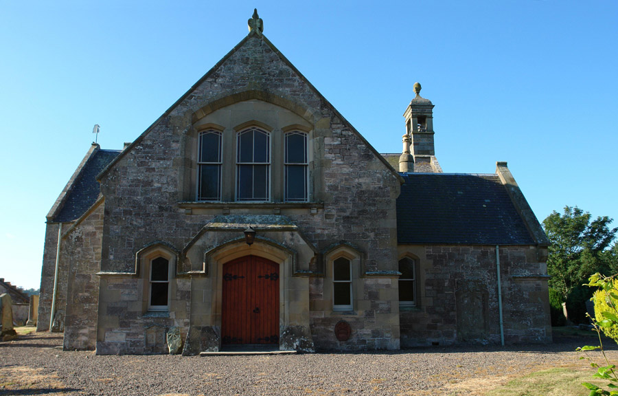 Roxburgh Church