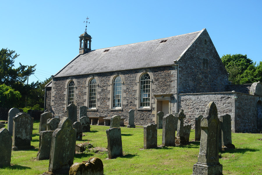 Stichill Church